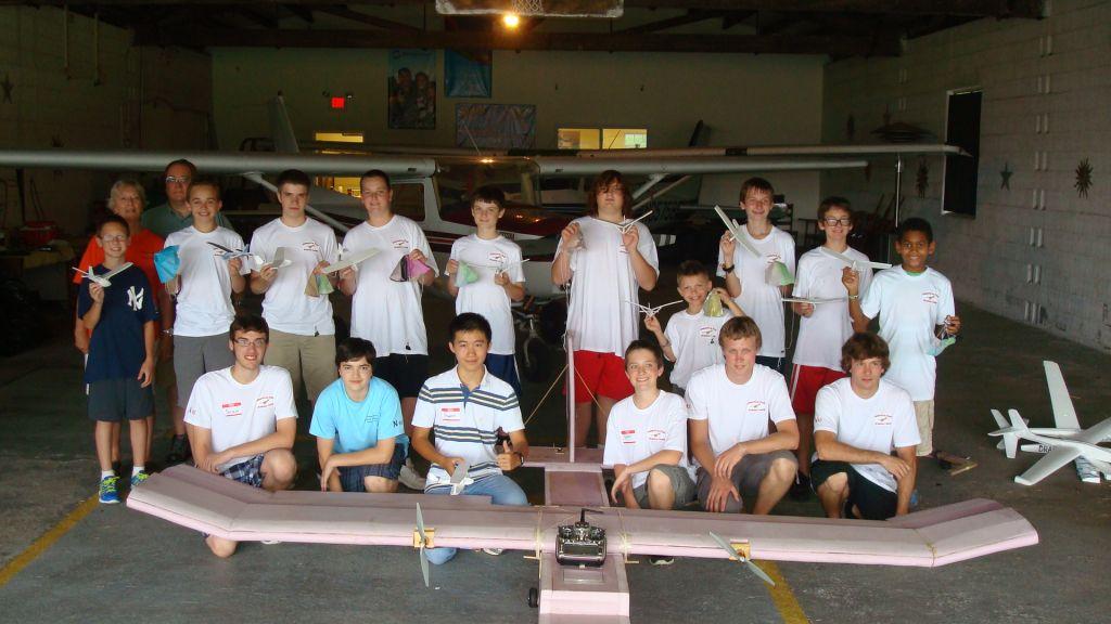 cap 2014 hangar group