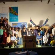 September 13th, 2014: Bill's High School Class Celebrates 70th Birthdays at N85